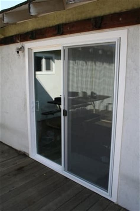new dual pane low e energy efficient sliding glass doors