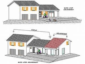 Attractive amenager entree exterieure maison 14 for Amenager entree exterieure maison 18 agrandissement maison comment agrandir sa maison
