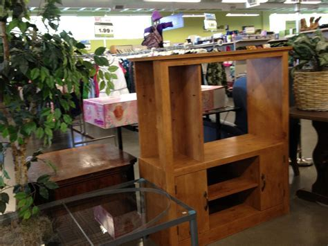How to Turn an Old Entertainment Center Into a Play