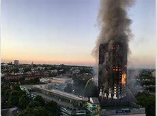 FileGrenfell Tower fire wider viewjpg Wikimedia Commons