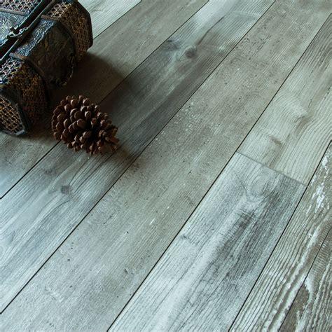 imelda natural driftwood pine effect laminate flooring   pack departments diy  bq