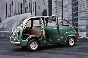 Custom Fiat 600 Multipla Microvan Has No Equal