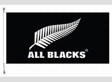 All Blacks® Flag Premium – Flagmakers Ltd