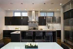 How To Design A Kitchen Island With Seating Frameless Cabinets Contemporary Kitchen Aimee