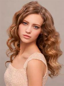 Overnight Wavy and Curly Hairstyles - Women Hairstyles  Curly