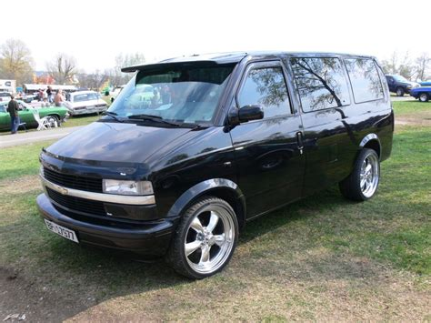 Chevrolet Astro history, photos on Better Parts LTD