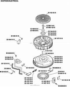 33 Kohler Sv540 Parts Diagram