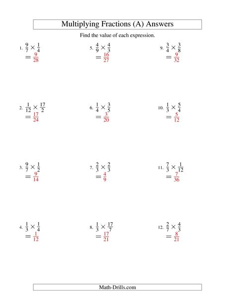 multiplying proper and improper fractions a