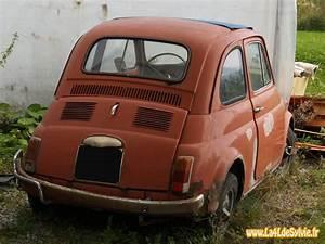Pieces Fiat 500 Ancienne : route occasion fiat 500 a restaurer ~ Gottalentnigeria.com Avis de Voitures