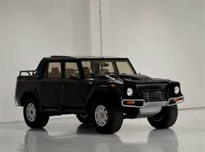 Old Lamborghini Truck
