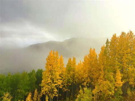 fall   wasatch mountains utah skyaboveus
