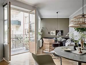 Decoration Mur Interieur : vert de gris frenchy fancy ~ Teatrodelosmanantiales.com Idées de Décoration