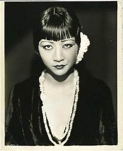 Anna May Wong : Swing Fashionista