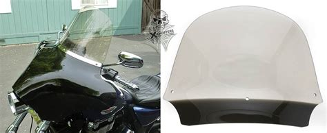 xchoppers shades batwing fairing