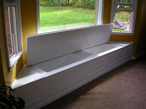 window bench seat building a bay window seating how to build a house