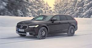 Volvo V90 Cross Country : review 2017 volvo v90 cross country review ~ Medecine-chirurgie-esthetiques.com Avis de Voitures