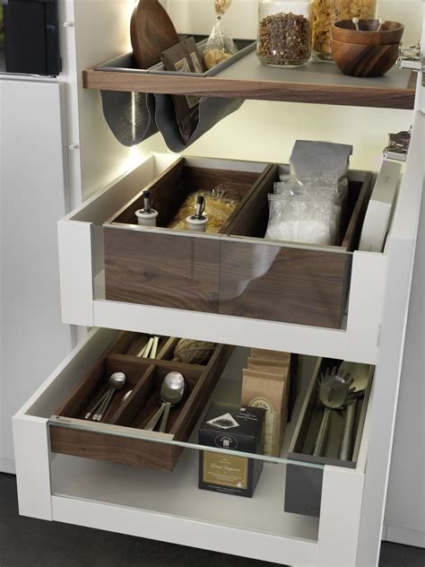 Armadio Dispensa Per Cucina by Cucine In Legno Design Moderno Con Loft Snaidero