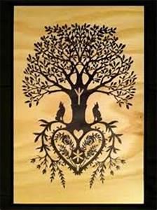 Tatouage Loup Celtique : dessin modele tatouage femme arbre de vie tatouage femme ~ Farleysfitness.com Idées de Décoration