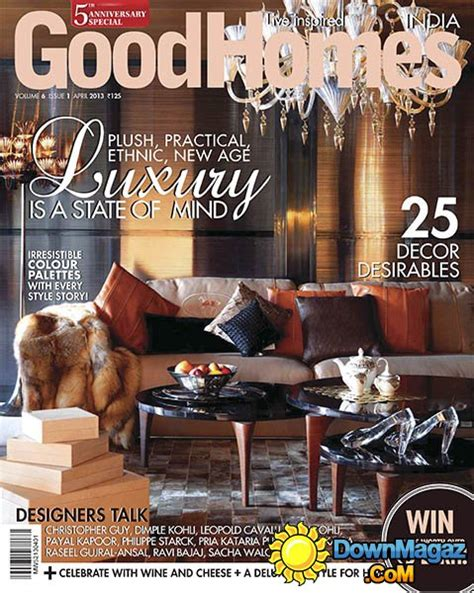home decor magazines in india goodhomes india april 2013 187 pdf magazines