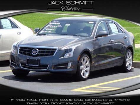 Cadillac Ats 2 0 Turbo 0 60 by Sell New 2013 Cadillac Ats 2 0 Turbo Performance In 915 W