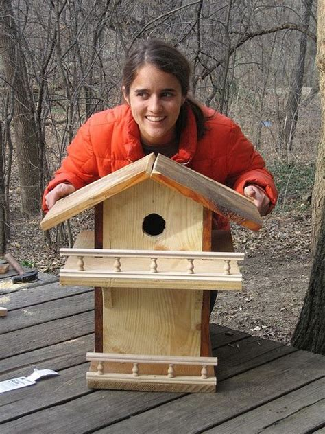 homemade squirrel house homemade bird houses bird house