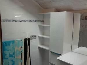 Renovation Mur Salle De Bain : r novation salle de bain ~ Preciouscoupons.com Idées de Décoration