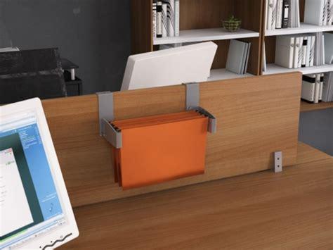 cloisonnette de bureau accessoires de bureau en plastique gris achat