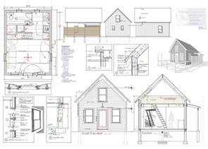free home blueprints how to build a tiny house