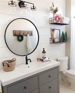30, Fabulous, Winter, Theme, Farmhouse, Bathroom, Decoration