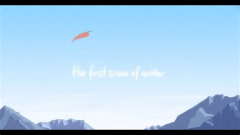 The First Snow Of Winter Youtube