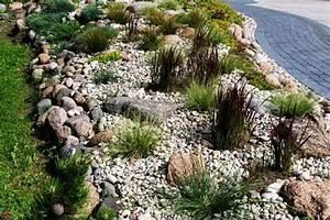 Pflanzen Für Steinbeet : steingarten anlegen eine schritt f r schritt anleitung stan ~ Orissabook.com Haus und Dekorationen