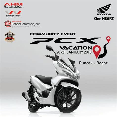 Pcx 2018 Club by Website Astra Honda Motor Impremedia Net