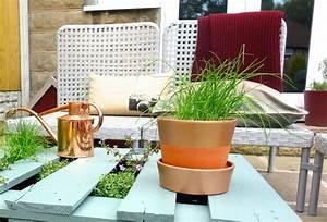 Table Basse Salon De Jardin : salon de jardin palette bois fabrication avantages entretien ~ Teatrodelosmanantiales.com Idées de Décoration