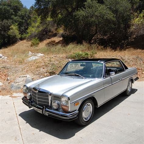 The history file accompanying this car comes complete with servicing and. Mercedes Motoring - 1972 250C Gasoline Coupe
