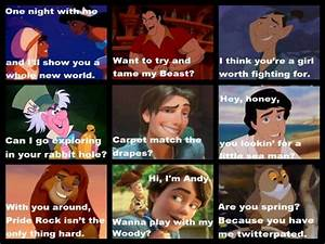 Dirty Disney Pick Up Lines | www.imgkid.com - The Image ...