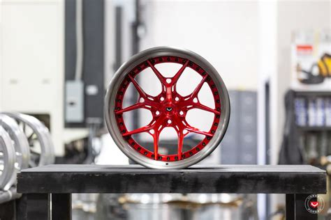 vossen forged series     piece vossen wheels