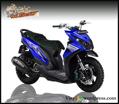 Modifikasi Motor New by Kumpulan Modifikasi Motor Matic Yamaha X Ride Terbaru