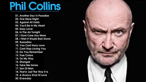 phil collins best songs phil collins greatest hits album best songs of phil