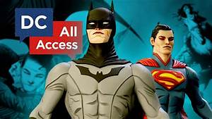 EXCLUSIVE Jae Lee Collectibles: Batman, Superman, Wonder ...