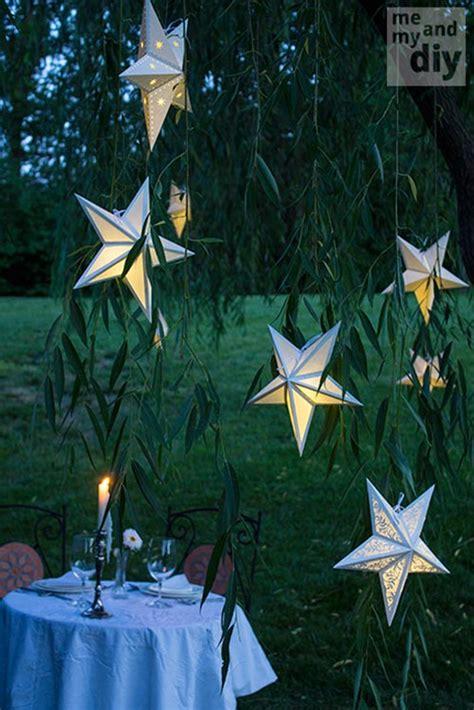 outdoor lighting diys  brighten   summer home