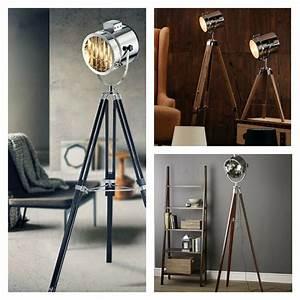 Objet Deco Style Industriel : objet design tendance la lampe projecteur cin ma ~ Melissatoandfro.com Idées de Décoration