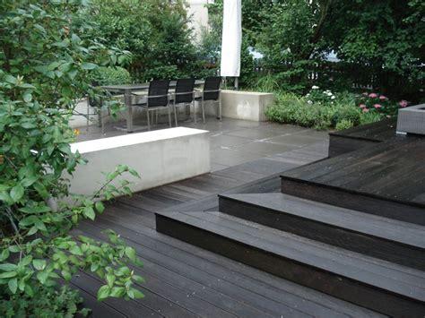 Garten Terrasse Gestalten by Terrassen Bauen Und Gestalten Frank Dahl Gartenkontor