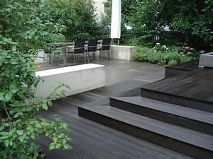 Terrassen bauen und gestalten frank dahl gartenkontor for Terrassen neu gestalten