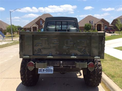 military hummer lifted lifted jeep hummer m715 military rock crawler truck