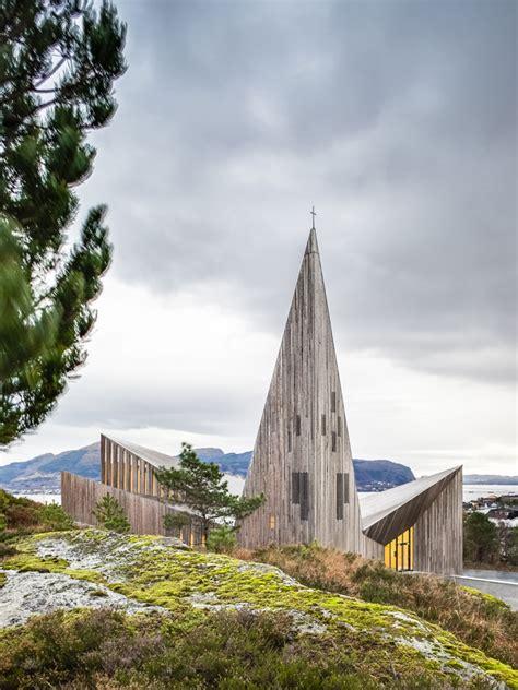 sacred modern architecture  hordaland norway
