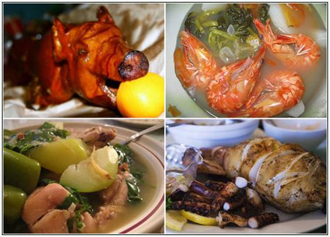 cuisine philippine philippine food and dining cuisine and dishes philippine tourism
