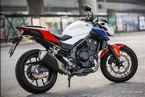 Cb 500 F : honda remodela motos cb 500f cbr 500r e cb 500x best cars ~ Medecine-chirurgie-esthetiques.com Avis de Voitures