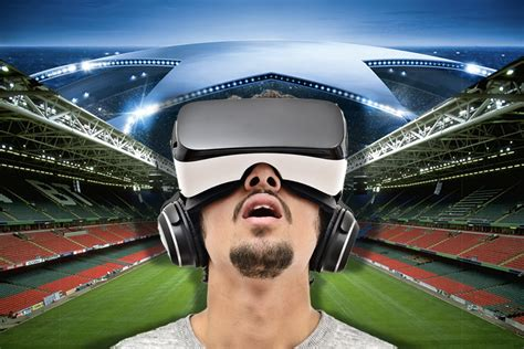 How Virtual Reality Will Change The Way You Watch Football Forever