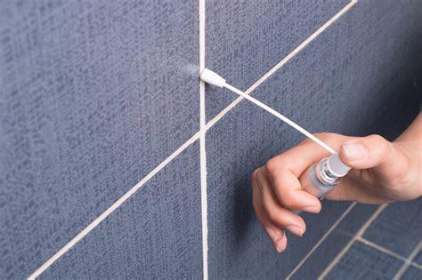 clean   grout bathroom tile  steps