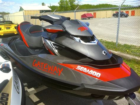 Boat License For Seadoo by How To Get Canadian Pwc Licence Numbers Intrepid Cottager